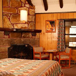 Bryce Canyon Lodge Cabin