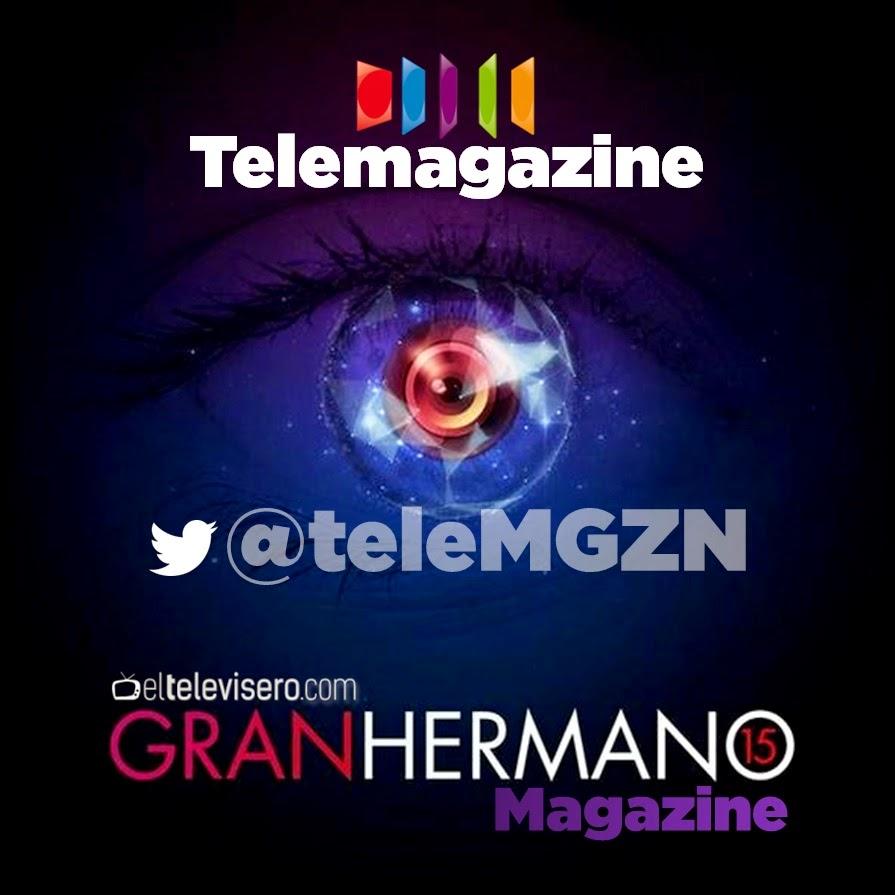 GRAN HERMANO 15 MAGAZINE