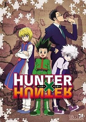 Akihabara station manga el anime de hunter x hunter for En hunter x hunter