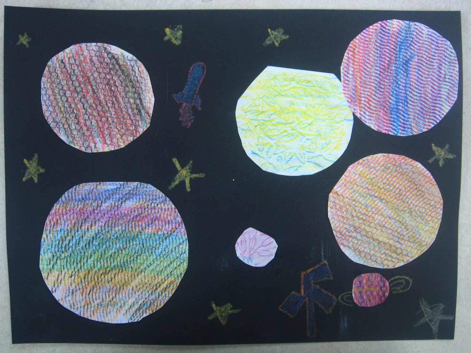 planets for grade 2 - photo #31