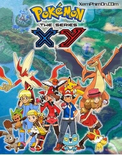 Pokemon Season 19 Vietsub Thuyết minh Full HD