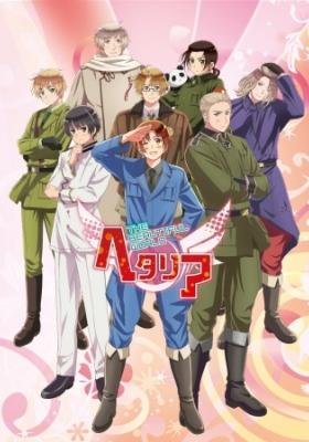 Hetalia: The Beautiful World Specials (Dub)