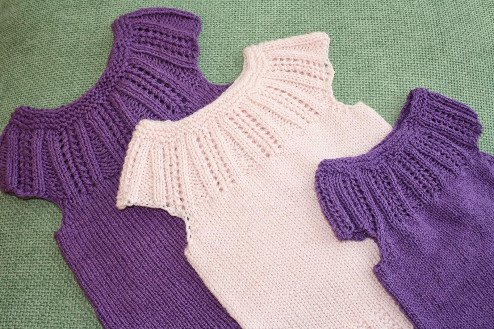 opskrift på strikket nederdel