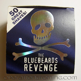 bluebeards revenge shave cream review