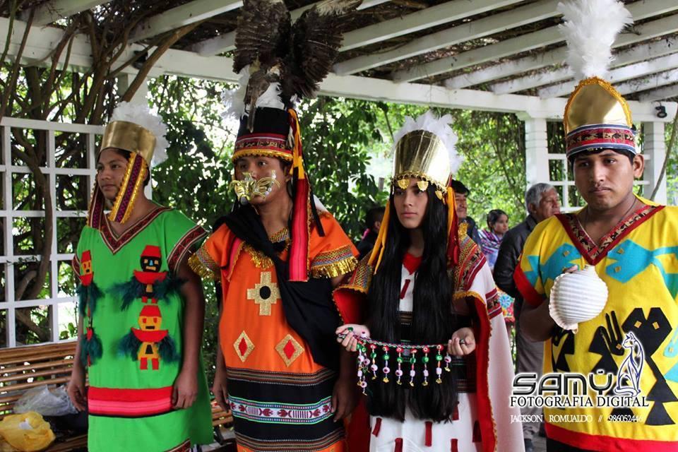Raymi Santa Cruz de Flores