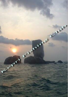 Batu Layar Pulau Nikoi