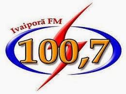 ouvir a Rádio Ivaiporã FM 100,7 Ivaiporã PR
