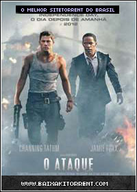 Capa Baixar Filme O Ataque Dublado (White House Down)   Torrent Baixaki Download