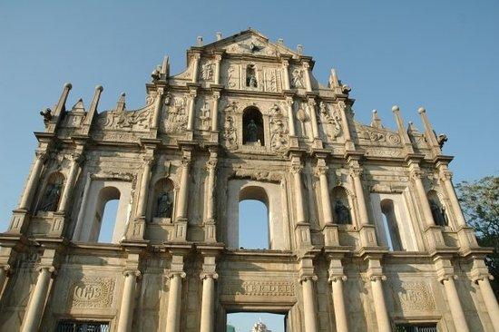 Entre Portugal e Macau