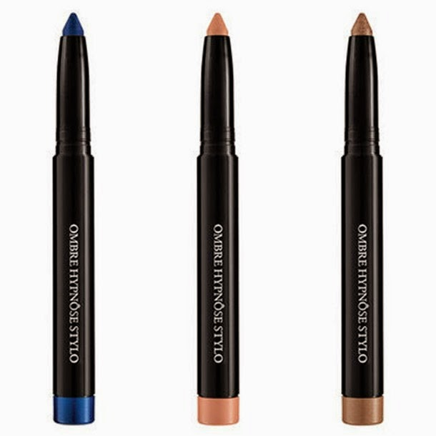 NEW from Lancome: French Paradise The Blue Coral Summer 2015 Collection, Ombre Hypnose Stylo Cream Eyeshadow Stick