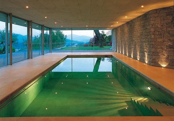 Archi love piscina terapy - Piscina interna casa prezzi ...