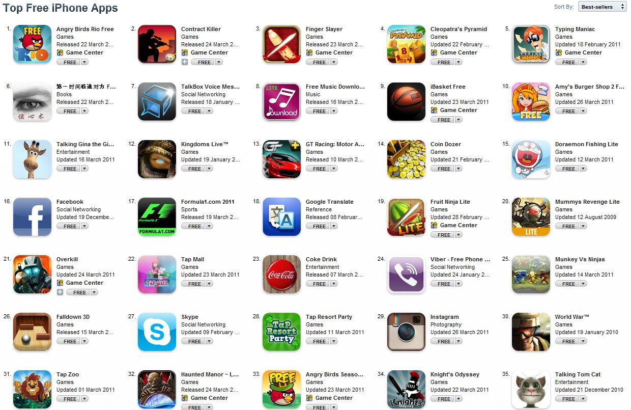 iphone apps for free ringtones