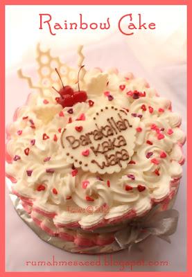 Pasti Cake Recipe