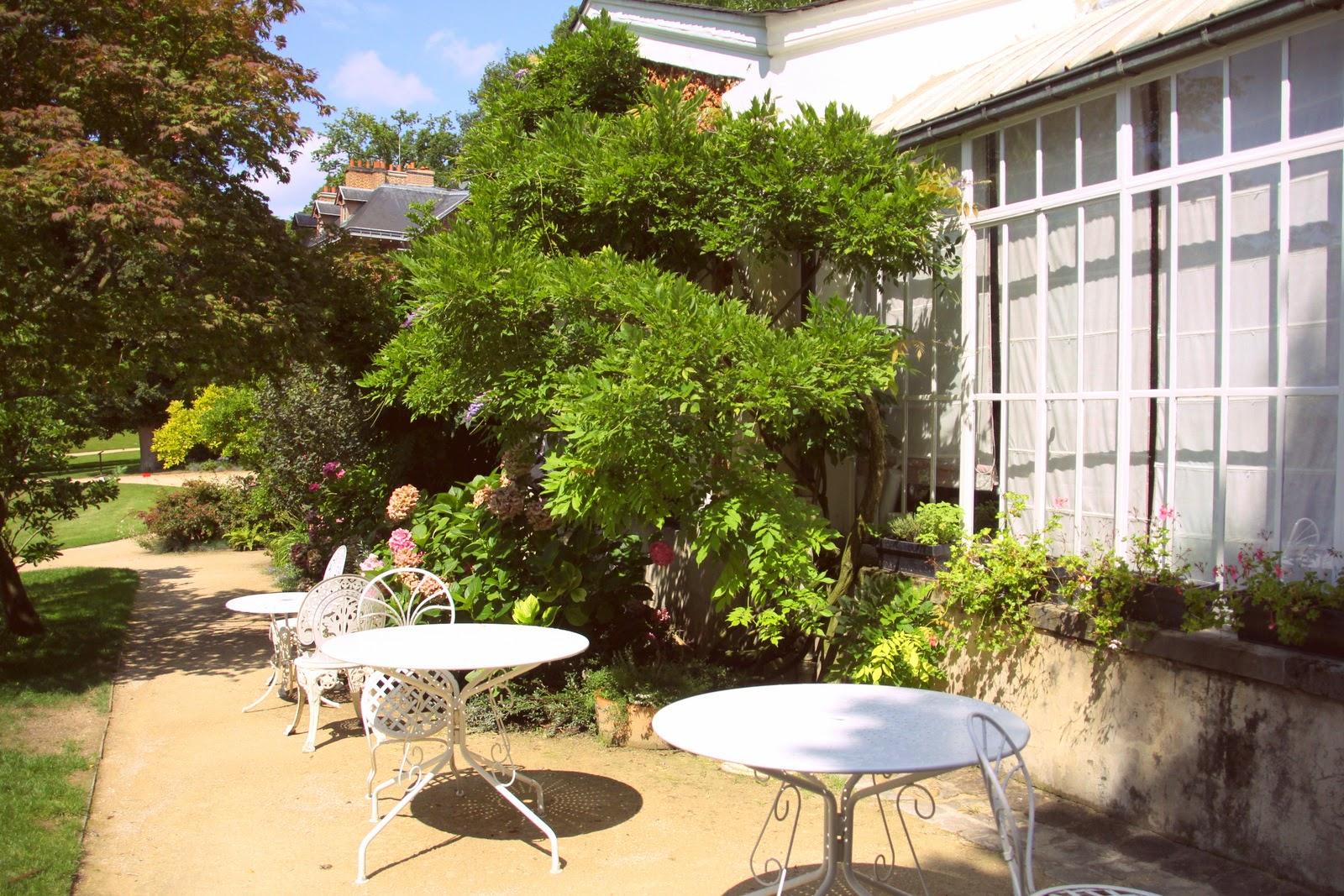 maison chateaubriand parc hauts de seine tourisme balade salon de thé