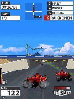 download game Ferrari World Championship 2008 nexian g868