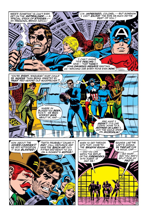 Captain America (1968) Issue #143 #57 - English 4