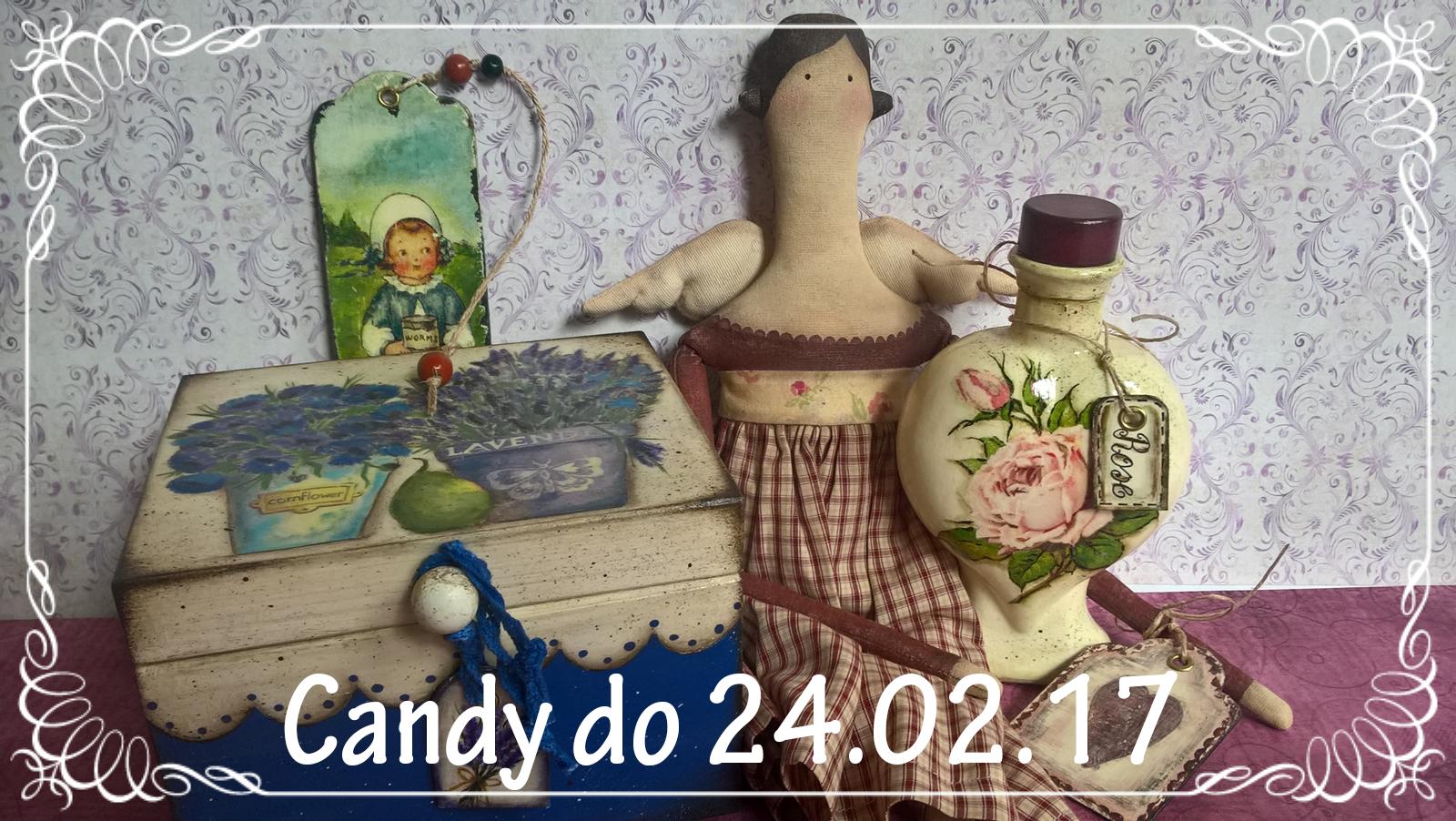 Candy w Zielonym Wzgórzu Mon Art