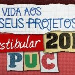 Informação sobre o vestibular da PUC