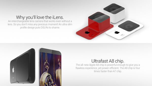 Apple iLens Concept Seen On www.coolpicturegallery.us