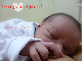 Thiago nasceu...