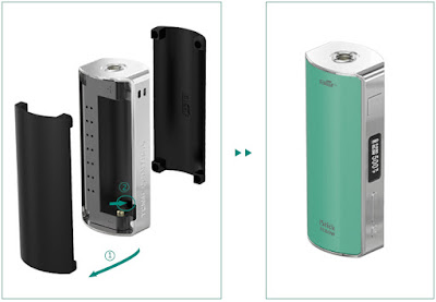 There are six attractive colors for your iStick TC60W Cover