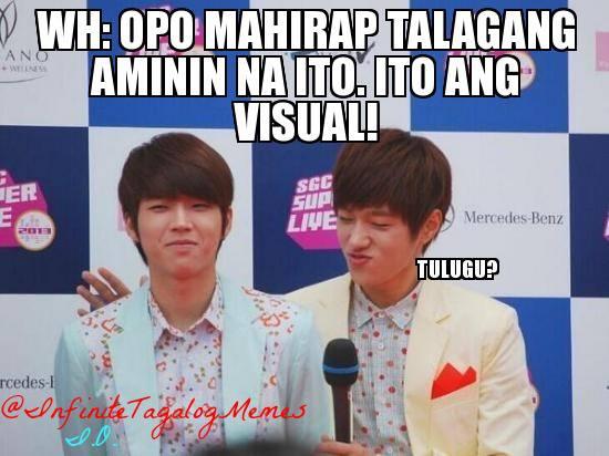 Funny Memes Tagalog 2013 : ♥ashley.tells. all♥: love♥this: infinite kapag selos na selos~