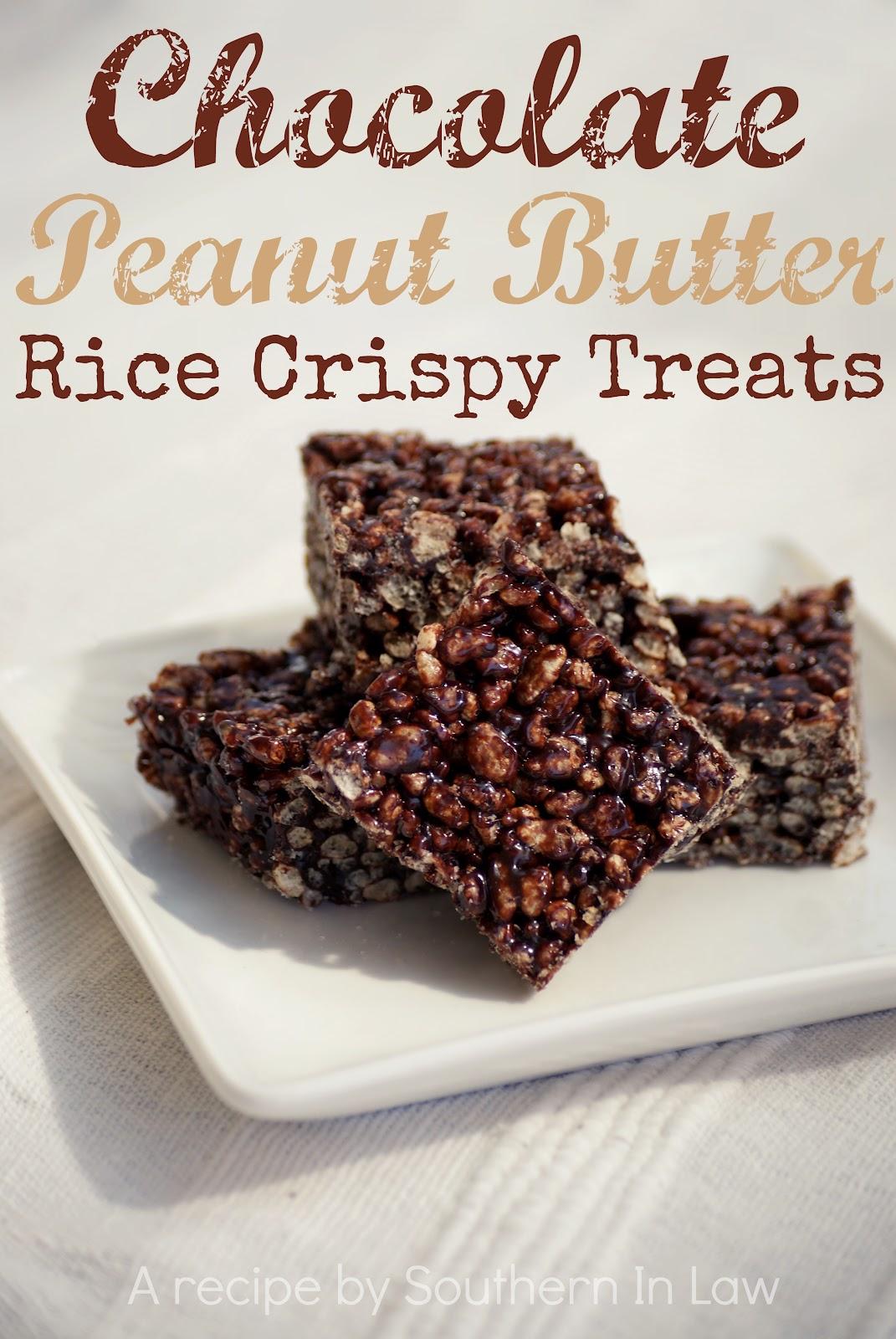 krispie malted peanut butter malted peanut butter rice krispies treats ...
