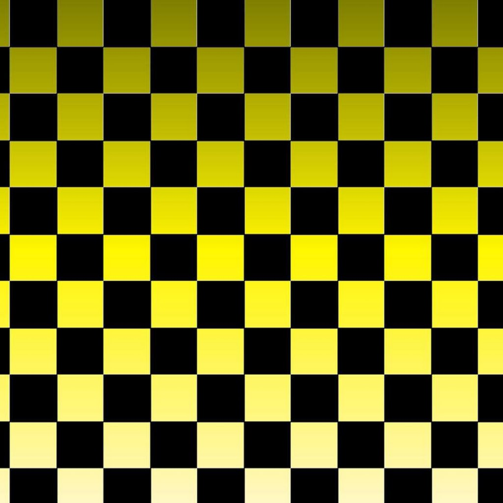 Black And Yellow Wallpaper Abstract