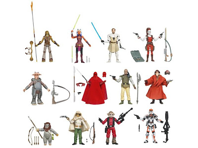 Star Wars Vintage Collection Wave 16 Action Figures