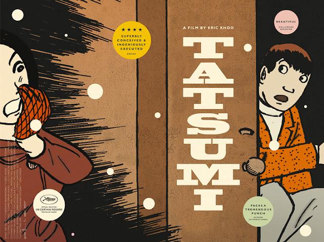 comentarios de la película Tatsumi