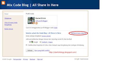 Cara Berhenti Follow Blogg Yang Kita Ikuti