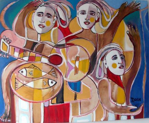a festa - vendido - FLORINDA KUCHIMINSKI FILHA
