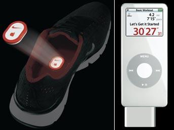 outlet store 2daf9 24972 Gracias a esta unión de Apple y Nike, el atleta podrá tener un registro a  tiempo completo de la distancia recorrida, velocidad, calorías quemadas,  etc.