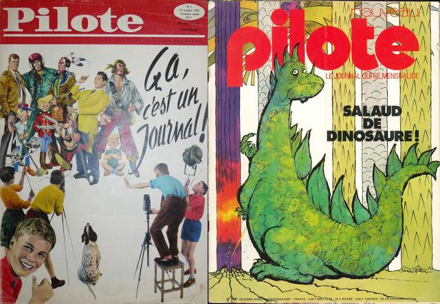 Collection Pilote (périodique) de 1959 à 1974. Nos 0 à 760 - Contribution de JeanNoel2020