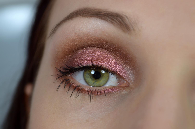 Makeup mit MAC Star Violet
