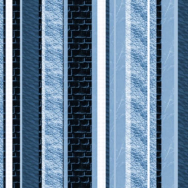 Streifenmuster mit verschiedenen Strukturen