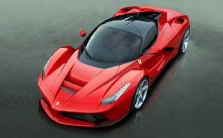 Ferrari F150 'La Ferrari'