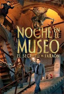 Una Noche En El Museo 3: El Secreto Del Faraón (2014) Online