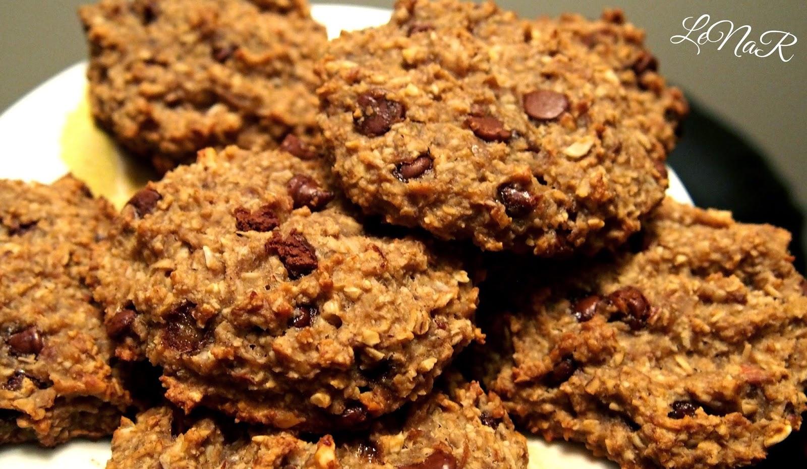 Овсяное печенье с орехами рецепт пошагово в