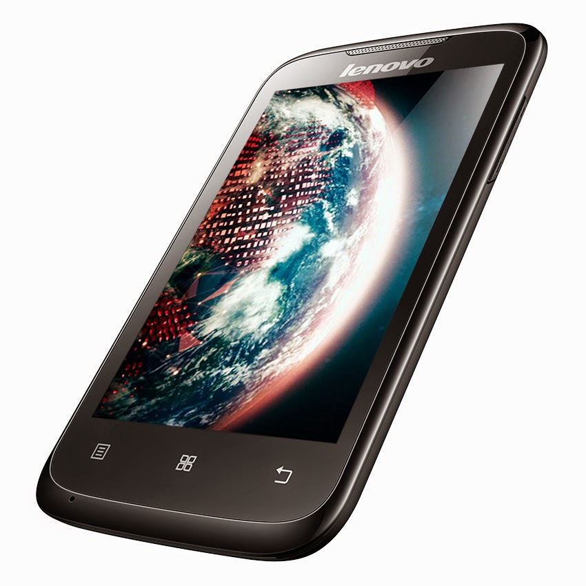 Lenovo A369i Dual-On SIM - 4 GB