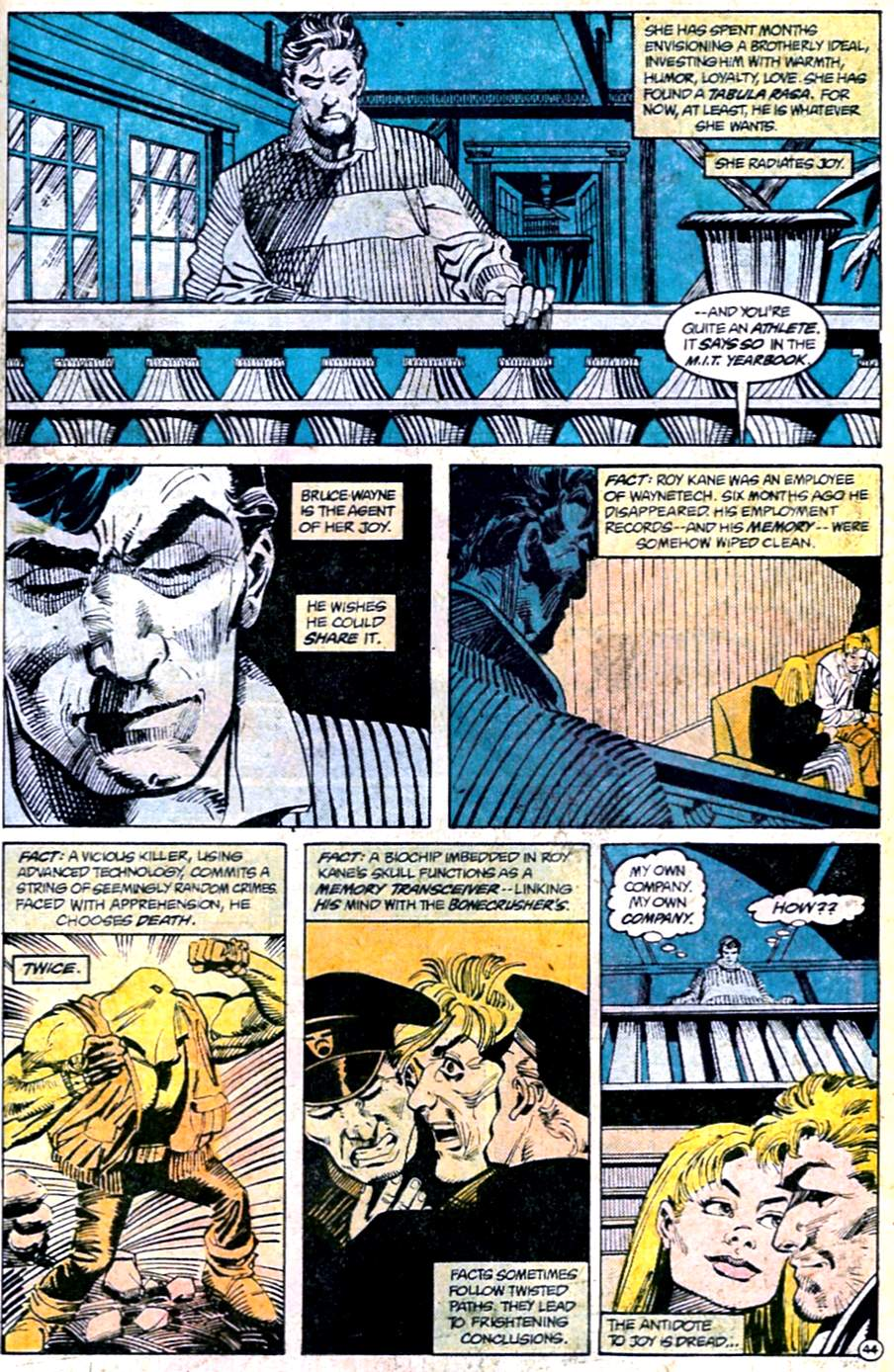 Detective Comics (1937) Issue #598 Page 45