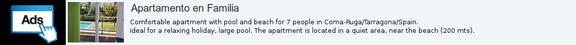 Apartamento En Familia