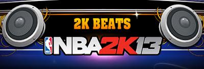 NBA 2K13 2K Beats Music Playlist Mod
