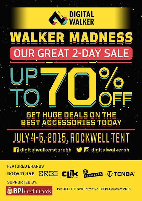 Digital Walker Madness Sale