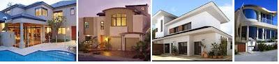 exterior home design sample