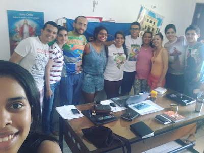 SECRETARIADO FRATERNO REGIONAL REALIZA PRIMEIRA REUNIÃO PRESENCIAL DO TRIÊNIO 2015-2018