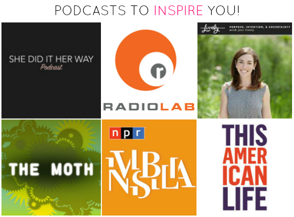 Inspiring Podcasts