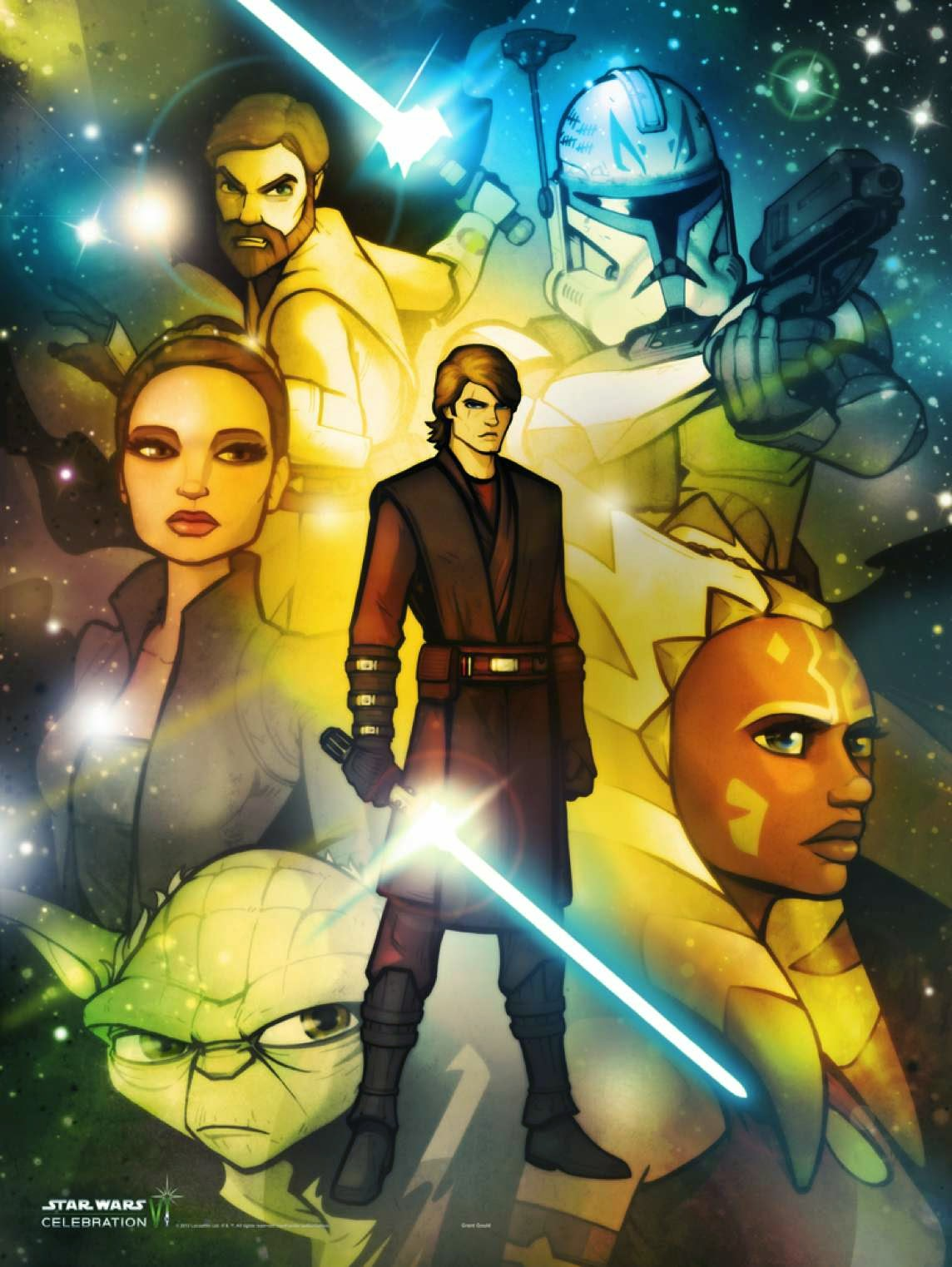 Star wars the clone wars season 6 star wars