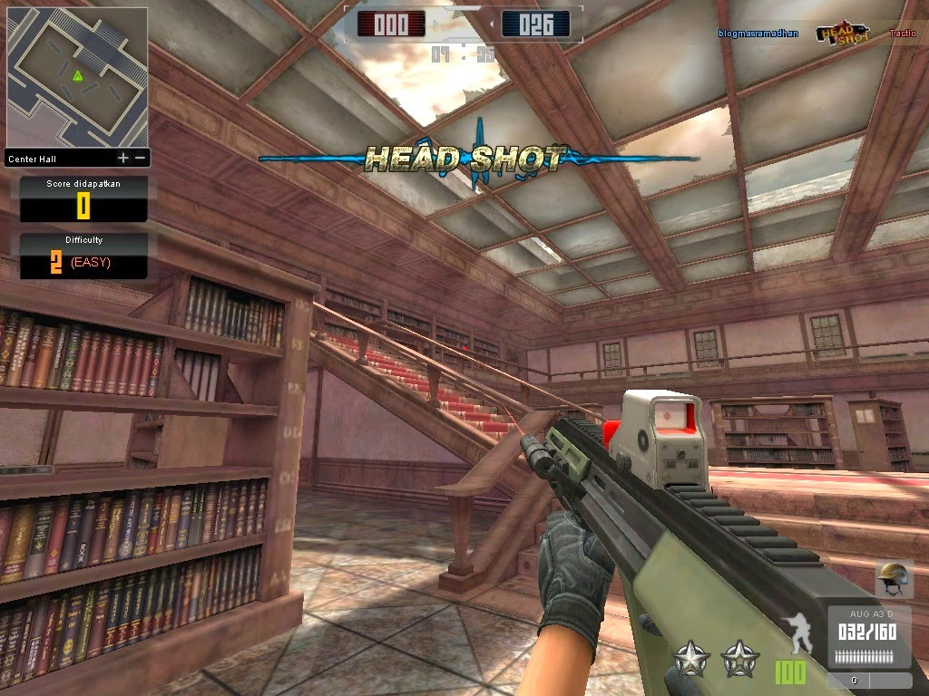 Download Point Blank Offline (PB) 2014 + Tutorial Install