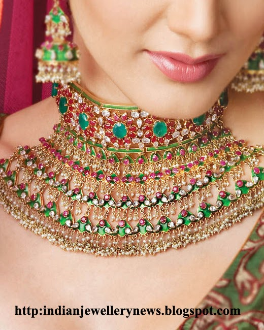 Kundan Jewellery for bride
